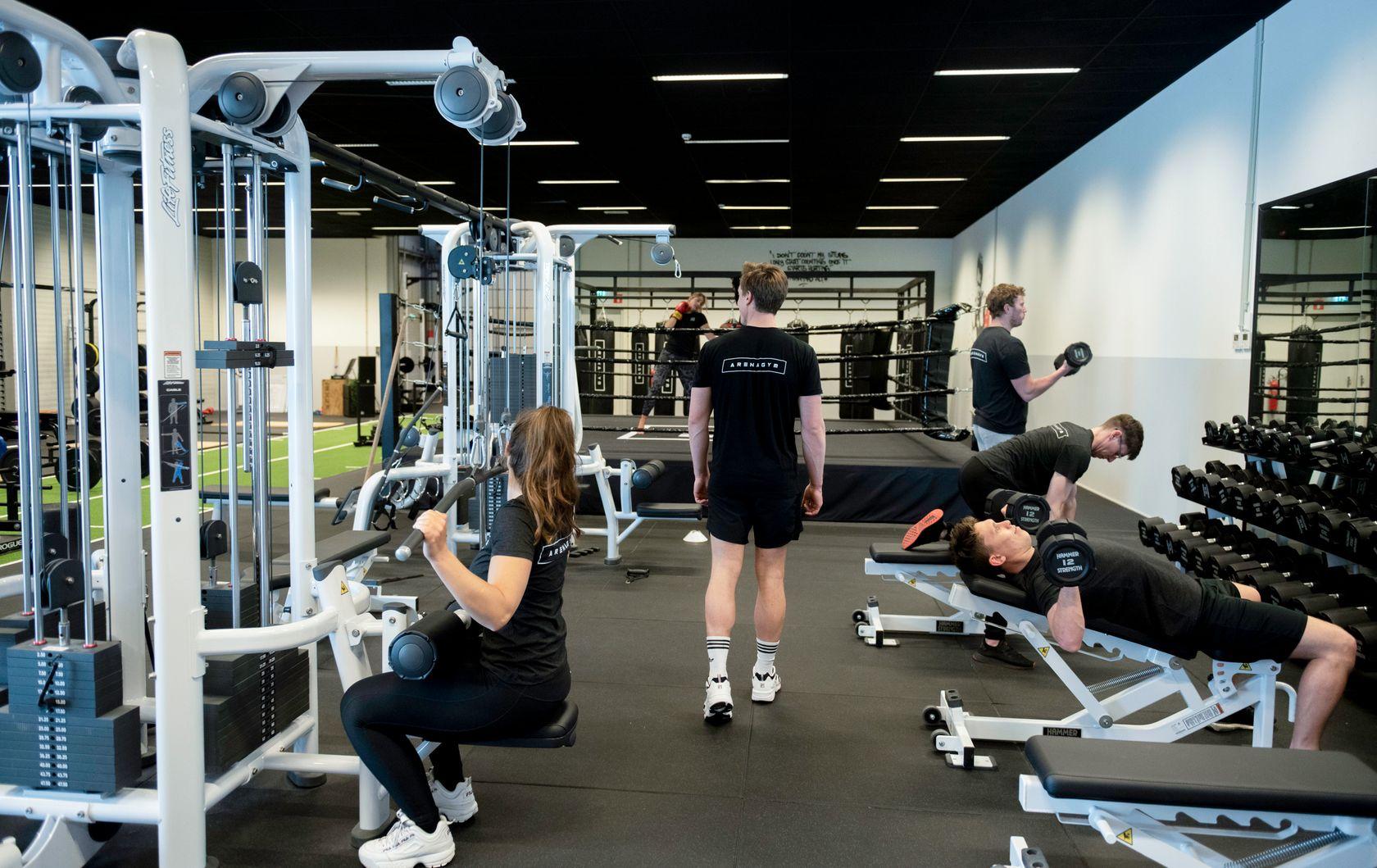 gym rentals